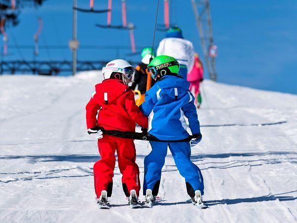 Schnell erreicht: bekannte Wintersportorte wie Oberstdorf