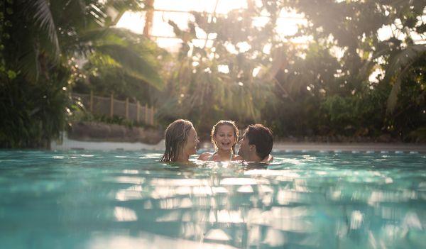 Park De Haan: Wasserspaß im erneuerten Aqua Mundo