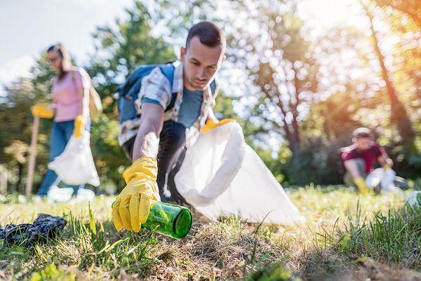 World Cleanup Day 2020 am 19. September bei Center Parcs