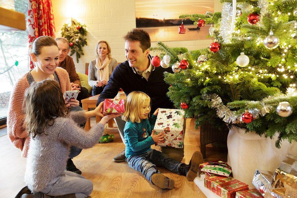 Center Parcs wünscht Ihnen ein frohes Weihnachtsfest