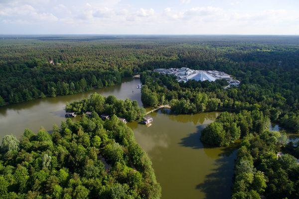 Alle 24 Parks von Center Parcs nutzen seit 2020 zu 100 Prozent Ökostrom.