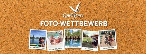 Center Parcs-Foto-Wettbewerb
