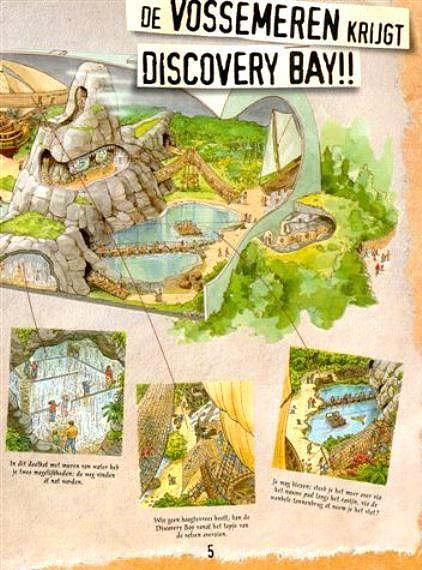 Discovery Bay De Vossemeren