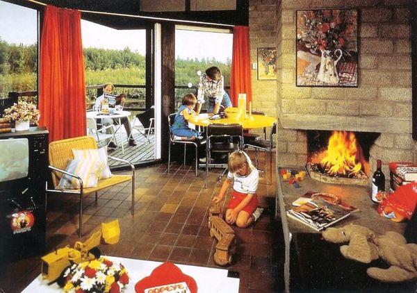 Ferienhaus in Center Parcs De Eemhof 1980