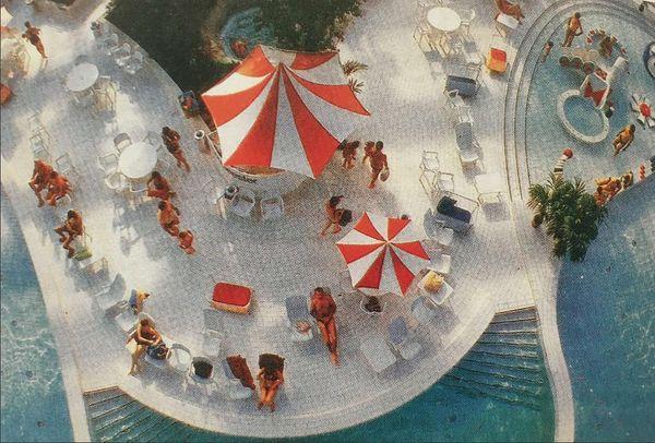 Das tropische Schwimmparadies von Center Parcs De Kempervennen 1983