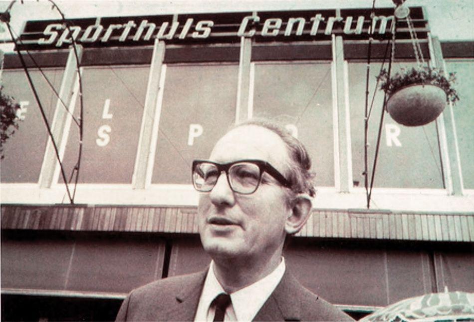 Der Center Parcs-Gründer Piet Derksen