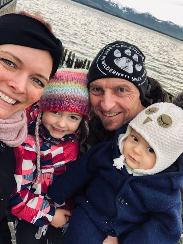 Familienglück im Allgäu