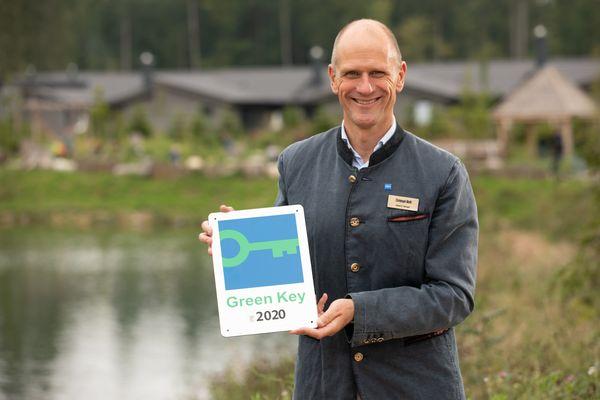 Green Key für Park Allgäu