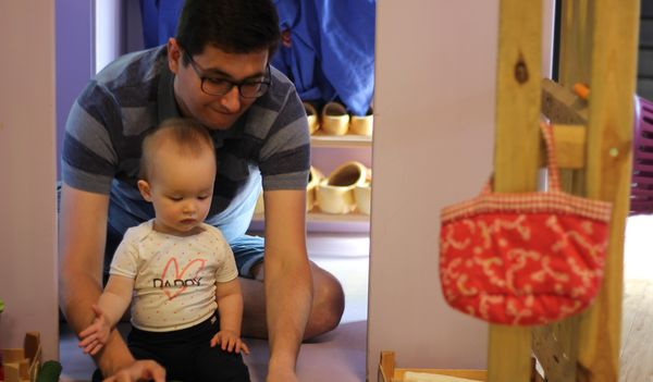 Ein sorgenfreier Urlaub mit Baby: der tropische Market Dome
