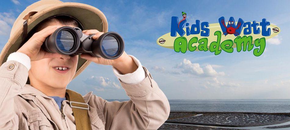 Die 2. Kids Watt Academy im Mai 2017 bei Center Parcs Park Nordseeküste
