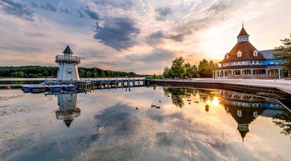 Neueröffnung unseres Parks Le Lac d'Ailette