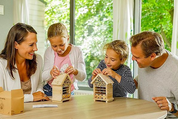Ferienhaus-Bastelpaket