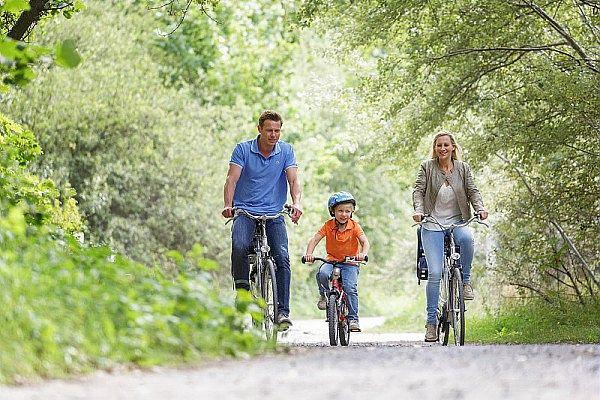 4 Fahrradstrecken in der Nähe von Center Parcs Park De Haan