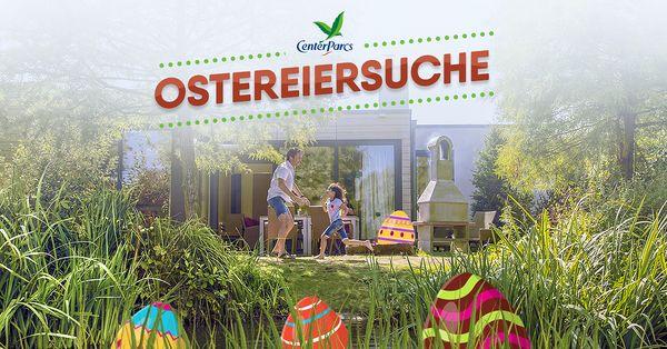 Jetzt Ostereier suchen und Freiaufenthalt gewinnen!