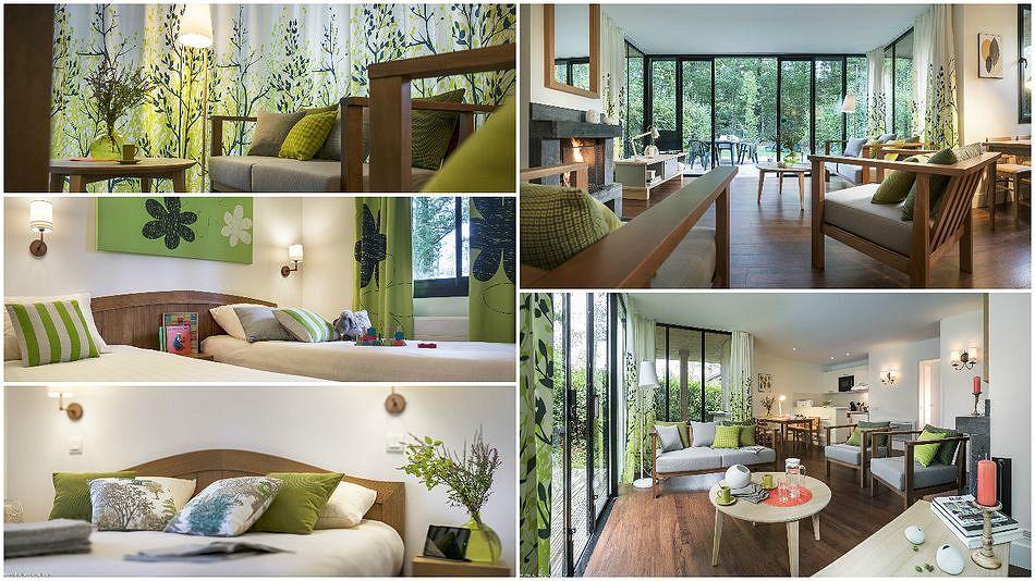 Die neuen Pagode-Premium-Ferienhäuser in Les Bois-Francs