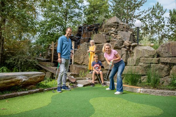 Parc Sandur Abenteuer-Golf