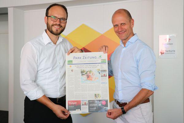 Park Zeitung Park Allgäu – eine Erfolgsgeschichte