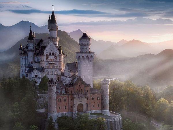 Park Allgäu: Schloss Neuschwanstein als Ausflugsziel