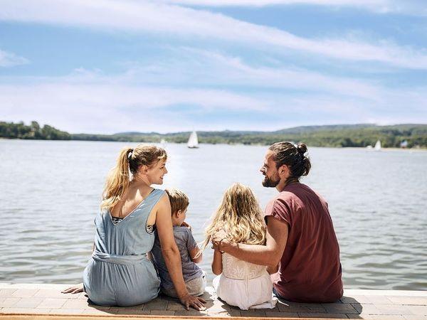 Park Bostalsee: Urlaub am blauen Wassersport-See