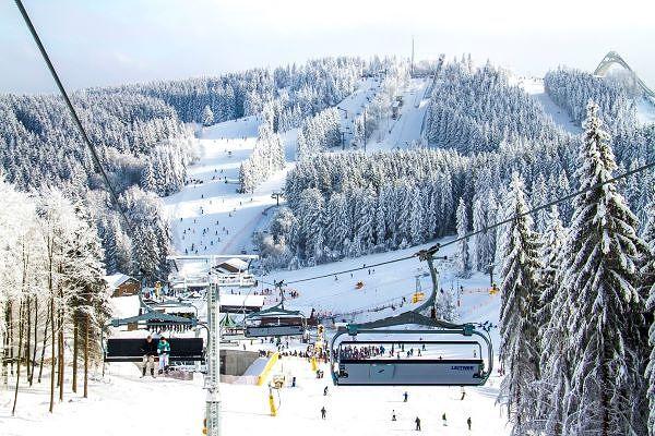 Schnee- und Pistenspaß im Winter-Wunderland.