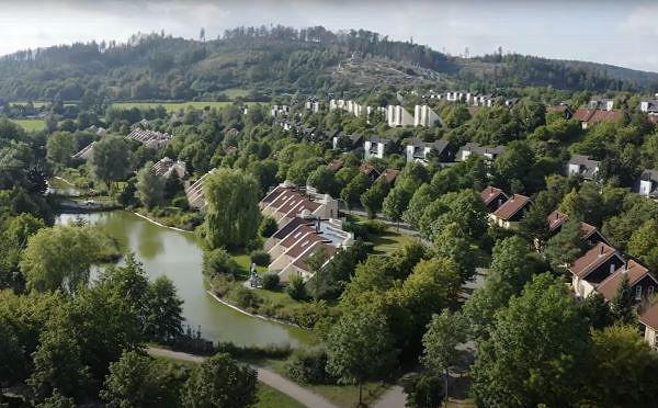Neuer Parkfilm Park Hochsauerland