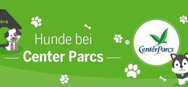 Hunde willkommen bei Center Parcs