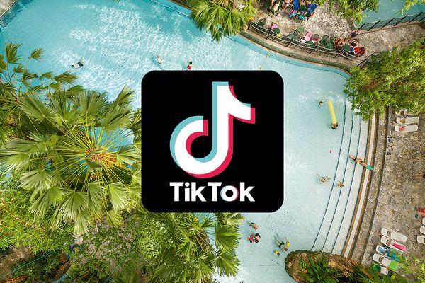 Center Parcs ist jetzt auf TikTok!
