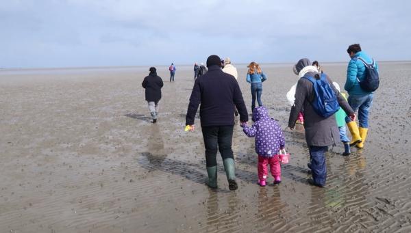 Unterwegs mit…, Folge 3: Familie Verst besucht Park Nordseeküste