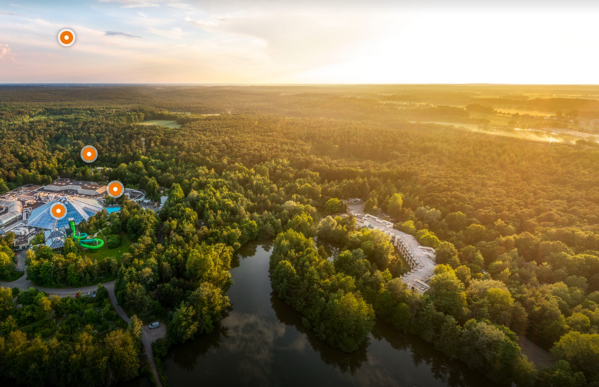 Virtuelle Tour Park Bispinger Heide