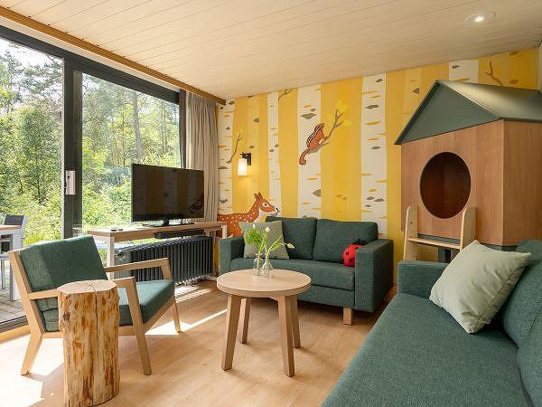 Urlaubstester gesucht für unser neues Waldtiere-Ferienhaus