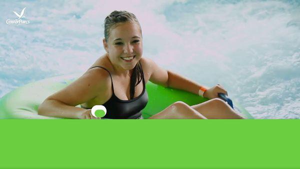 Center Parcs-Glanzlichter: die 5 spektakulärsten Wasserrutschen