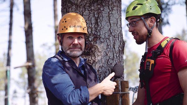 Unter der Lupe, Folge 7: Was passiert beim Klettern im Körper?