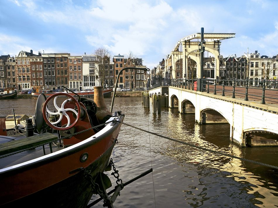 Amsterdam, immer eine Reise wert