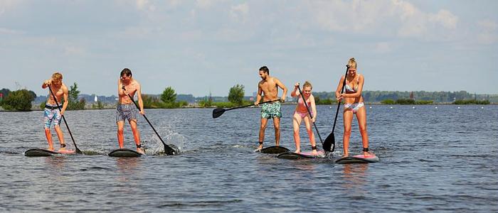 paddle center parcs