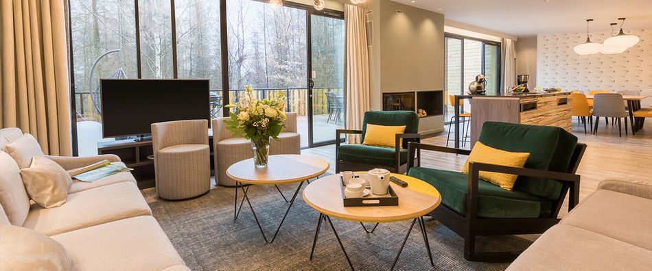 cottage exclusive center parcs
