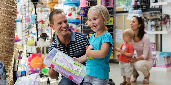 Boutique de jouets
