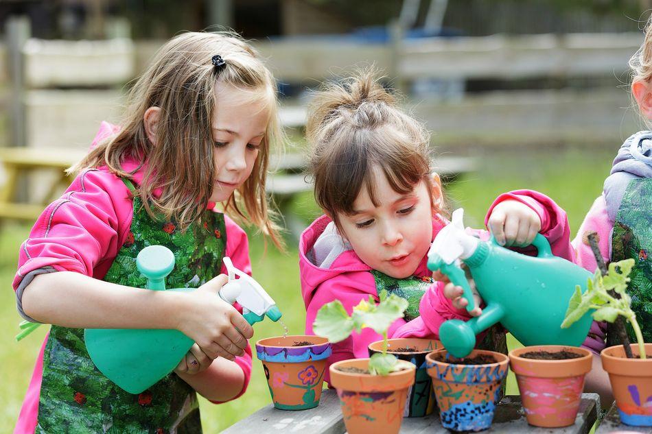 jardinage-enfants-center-parcs