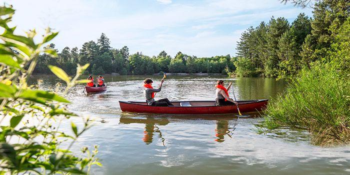 canoe-lac