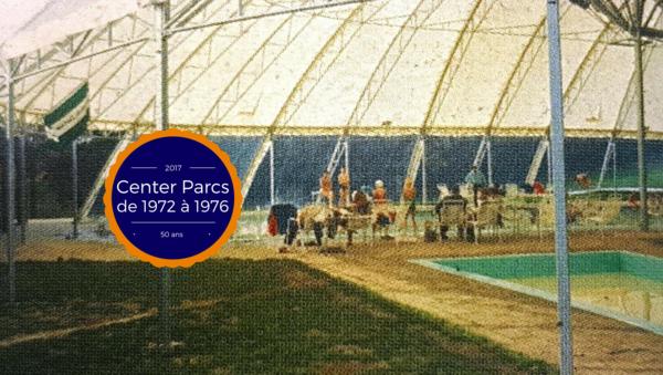 L'histoire de Center Parcs : de 1972 à 1976