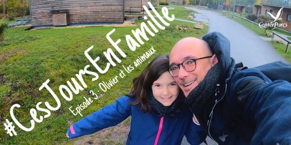 Vivez #CesJoursEnFamille avec @je.suis.papa et sa fille !