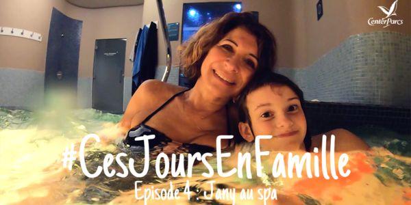 Vivez #CesJoursEnFamille avec @janachete_le blog et ses petits-enfants !