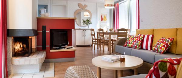 cottage comfort rénovés bois francs