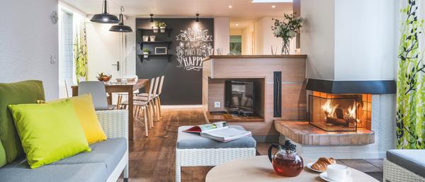 cottage premium rénovés bois francs