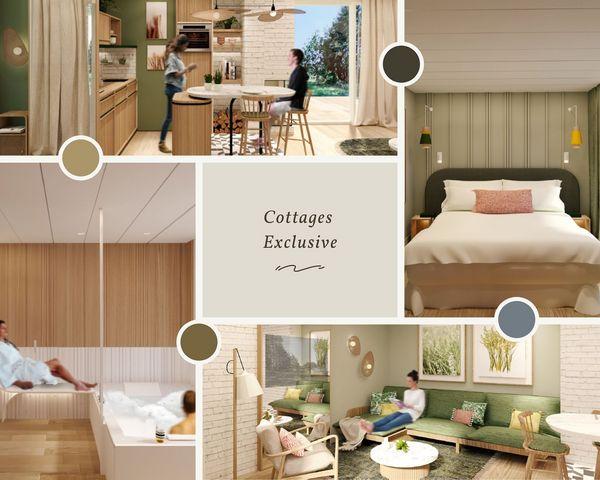 Cottage Exclusive Center Parcs