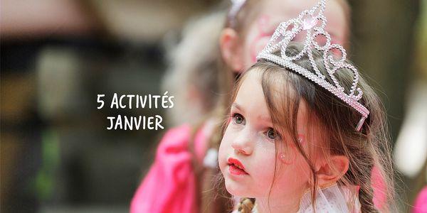 Top 5 des activités de Janvier à Center Parcs !