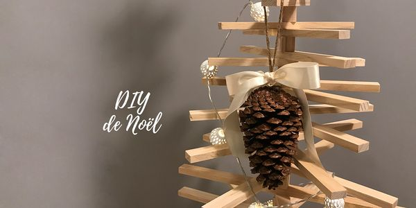 DIY Spécial Noël : Boule de Noël Pomme de Pin