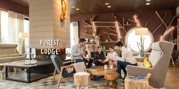 Forest Lodge du Domaine Les Trois Forêts