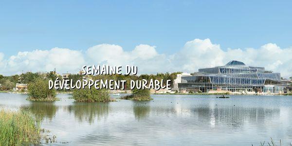 Semaine du Développement Durable à Villages Nature® Paris