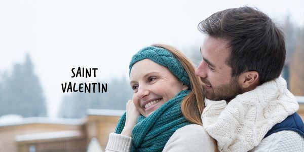 Saint-Valentin insolite en amoureux
