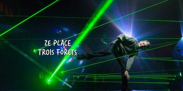 ZE Place : nouvel espace de jeux intérieurs